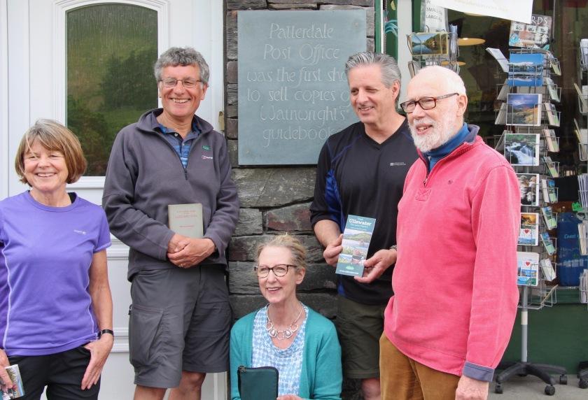170601 PO Plaque Inauguration_Cecilia,Derek,Gillian+Tom,Jimmy